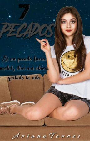 7 Pecados © by ArianaTorres191