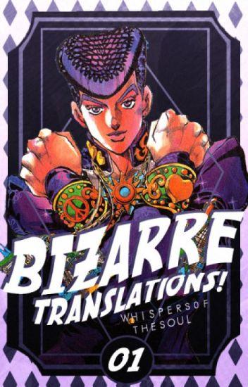 BIZARRE ; translations