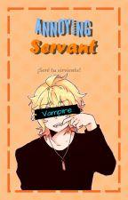 Annoying Servant [TMNT] by -MelodyLM-