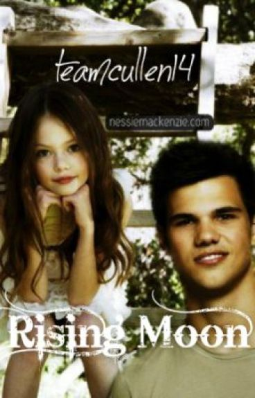 Rising moon ~a jacob and renesmee Fanfiction~