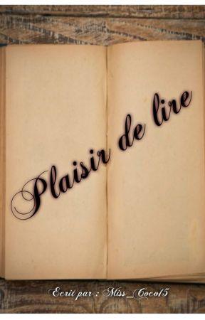 Plaisir de lire by Miss_Coco15