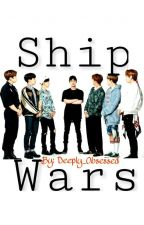 Ship Wars by Deeply_Obsessed