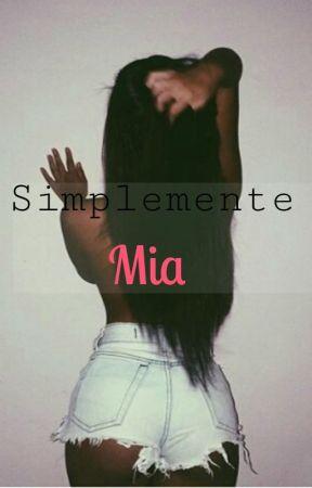 Simplemente Mia. by Claudia_Wfh_