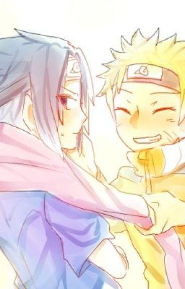 The Little Dobe and His Loving Teme (Sasunaru) *remade*