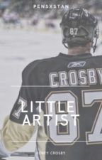 little artist  ⇢  sidney crosby by pensxstan