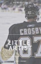 little artist  ⇢  s. crosby by pensxstan
