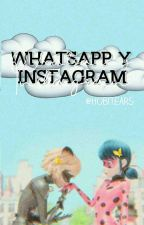 Whatsapp y Instagram (VERSION MIRACULOUS LADYBUG) by Andrea_Lizeth03