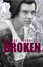 Broken //h.s au// by midnightharold