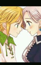 A história de Meliodas e Elizabeth by EmilyeAlenaGomeseRed