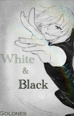 White & Black ~OtaYuri by Goldnes