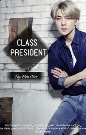 Class President (SeKai) by Hun_Nora