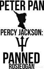 Peter Pan Percy Jackson:Panned by Rosieogan