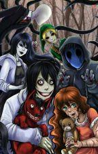 Creepypasta Theme Songs by HeroOfTime0329