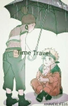 Time Travel (My hero Academia and Naruto cross over) by ANIME4LIFE05