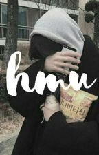 hmu 🍃 socialmedia!au by -ayyehobi