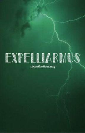 Expelliarmus || Drarry by wingardiumleviosassy