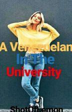 A Venezuelan In The University by ShotOfLemon
