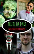 truth or dare 💕 by selenathefox106