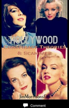 Classic Hollywood Conspiracy Theories and Scandals by JimMorrisonsGirl