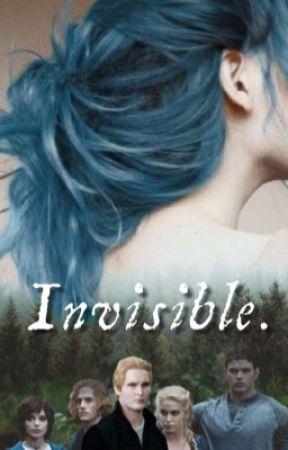 Invisible (Carlisle Cullen x OC) by AlexisNicoles