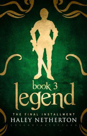 Legend (The Final Installment) by squigmo
