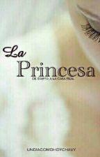 La princesa  by undiacomohoychavy