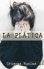 La plática. by GrisemaRuelas