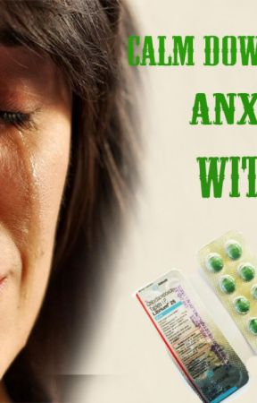 Calm Down Your Restless Anxious Mind By Using Librium by myxanaxpills