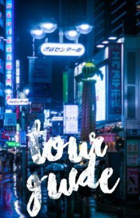 tour guide | joey birlem by noahkavinsky