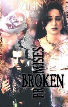 Broken Promises ✓ - It broke him - Wattpad