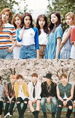 [BTS TWICE| EXO SNSD] Mãi bên anh