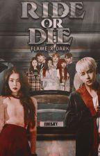 Ride or Die: Flame x Dark by czezelle