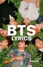 BTS LYRICS by karyangx