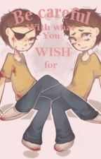 Be careful with what you wish for (Evil Morty x Morty) by AbsoluteAcid