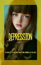 Depression   One Shot by MoonnieRap