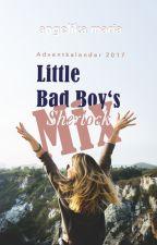 Little Bad Boy's Sherlock Mix (Bad Boy's Sherlock #2.5) by _angelikamaria