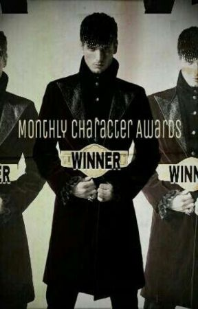 Monthly Character Awards [Accepting Entries & Hiring] by LiteracyEmcee