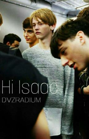 Hi Isaac by dvzradium