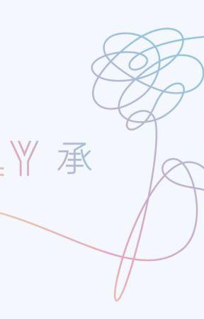BTS LOVE YOURSELF LYRICS by AidaFuyumi