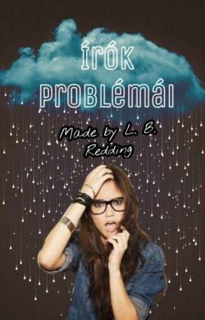 Writers Problem by L_B_Redding