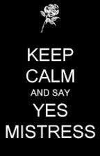 Yes mistress ! by marlori1