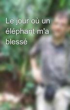 Le jour où un éléphant m'a blessé by NicolasBayol