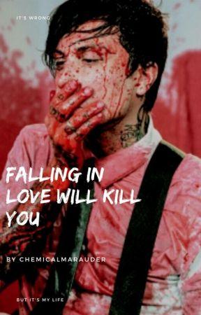 Falling In Love Will Kill You (Frerard) by chemicalmarauder