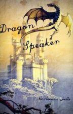 Dragon Speaker by harleeann_belle