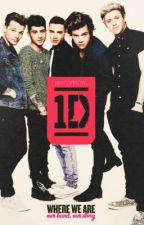 Where we are. Our band, our history. (Libro) by mewithliamm