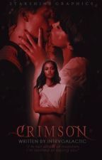 CRIMSON • JASPER HALE  by intrvgalactic