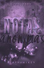 Notas anónimas → TMNT {RxM; AU Escolar} by Foolxshy