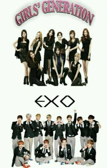 Girls Generation and Exo Boys