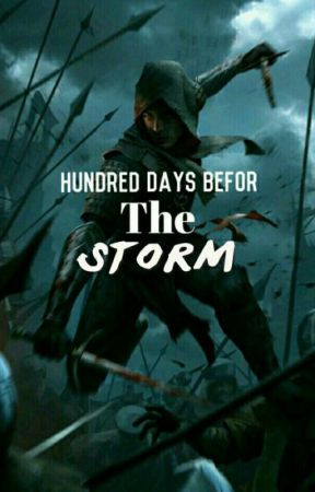 hundred days before the storm  by koko_nony