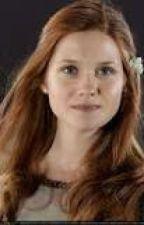 HP, la vérité éclate et fait souffrir  Ginny Weasley by louloutte43